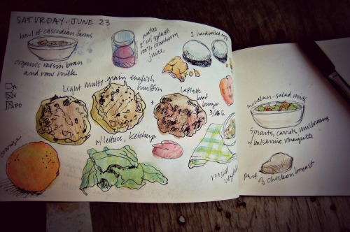 What I ate on June 23